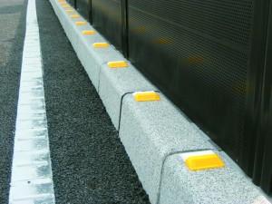縁石(樹脂製・貼付式)